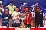 Hero ISL 2016 - Pre Final Press Conference in Kochi