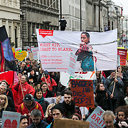 Actionaid-March for Climate Justice 2015