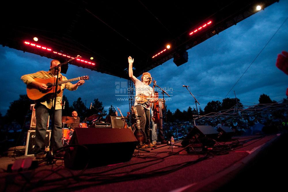 Sam Bush Band at DBG