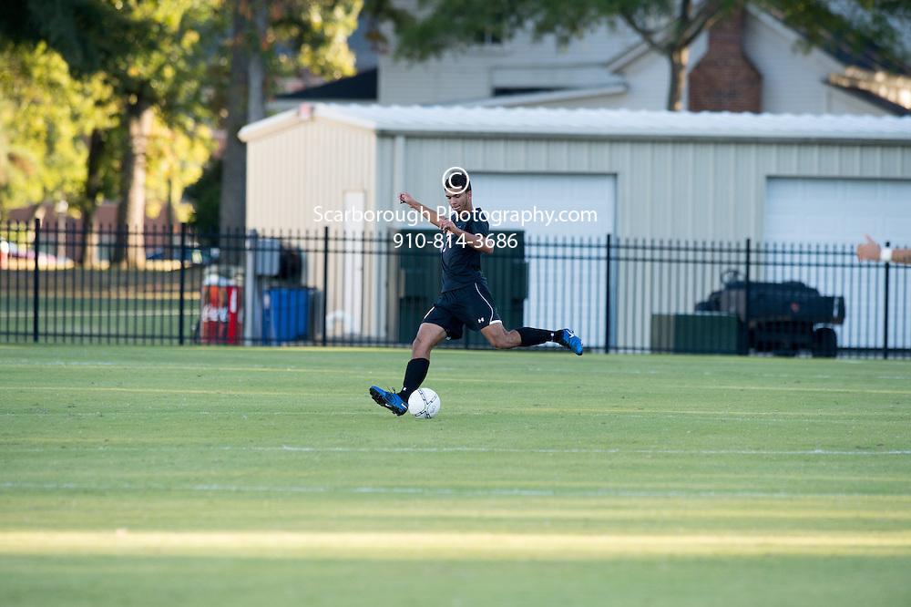 2014 Campbell University Men Soccer vs Presbyterian