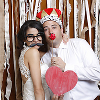 Valerie&Sean Wedding Photo Booth