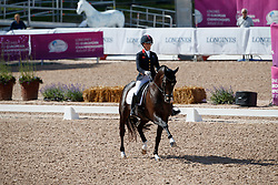 Wells Sophie, GBR, C Fatal Attraction<br /> FEI European Para Dressage Championships - Goteborg 2017 <br /> © Hippo Foto - Dirk Caremans<br /> 21/08/2017,