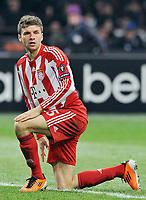 Milano, 23/02/2011<br /> Champions League/Champions League/Inter-Bayern Monaco<br /> Thomas Muller