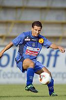 Fotball<br /> Frankrike<br /> Oppkjøring til den franske ligaen 2003/2004<br /> Foto: DPPI/Digitalsport<br /> <br /> NORWAY ONLY<br /> <br /> FOOTBALL - SEASON 2003/2004 - FRIENDLY GAME - BASTIA v ETOILE DU SAHEL - 030715 - DEMETRIUS FERREIRA (BAS) - PHOTO JEAN-MARIE HERVIO / FLASH PRESS