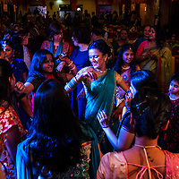Arunima Krishna and Neeraj Angal wedding festivities in Lucknow, India on Tuesday, December 22, 2015.