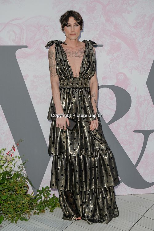 Kyle De'volle arrivers at V&A - summer party, on 19 June 2019, London, UK