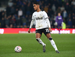 January 5, 2019 - Derby, England, United Kingdom - Derby, England - 05 January, 2019.Derby County's Max Lowe.during FA Cup 3rd Round between Derby County  and Southampton at Pride Park stadium , Derby, England on 05 Jan 2019. (Credit Image: © Action Foto Sport/NurPhoto via ZUMA Press)