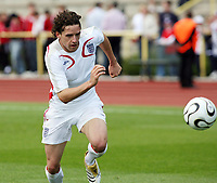 Photo: Chris Ratcliffe.<br />England training session. 06/06/2006.<br />Owen Hargreaves.