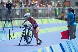GIVENS Chantal, CAN, Para-Triathlon, PT4 at Rio 2016 Paralympic Games, Brazil