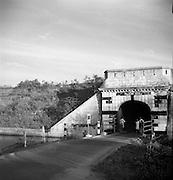 Walajah gate. India.