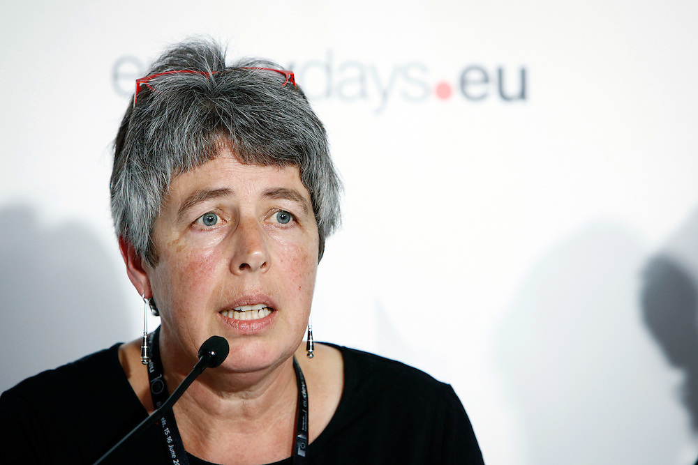 20160615 - Brussels , Belgium - 2016 June 15th - European Development Days - Reina Buijs - Deputy Director General for International Cooperation, Netherlands © European Union