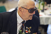 71st Anniversary of the Dieppe Raid held at Newhaven Fort, East Sussex followed by a Memorial Service at the Canadian Memorial at South Way. March of the Standard Bearers and Veterans from Denton Island to the Memorial Alan Saunders, former Royal Marine & Veteran of the Dieppe Raid in 1942