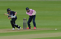 Hamish Marshall of Gloucestershire bats - Photo mandatory by-line: Dougie Allward/JMP - Mobile: 07966 386802 - 15/05/2015 - SPORT - Cricket - Bristol - Bristol County Ground - Gloucestershire County Cricket v Middlesex County Cricket - NatWest T20 Blast