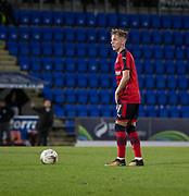 06/10/2017 - St Johnstone v Dundee - Dave Mackay testimonial at McDiarmid Park, Perth, Picture by David Young - Dundee's Jack Lambert