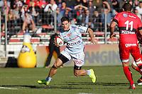 Adrien PLANTE - 10.01.2015 - Toulon / Racing Metro - 16e journee Top 14<br />Photo : Jc Magnenet / Icon Sport