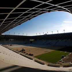 20100430: SLO, Building of a new stadium and sports arena in Stozice - Ljubljana