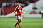 Nottingham Forest forward Jamie Ward (19) during the EFL Sky Bet Championship match between Nottingham Forest and Reading at the City Ground, Nottingham, England on 22 April 2017. Photo by Jon Hobley.
