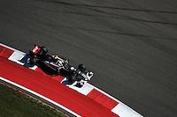 Esteban Gutierrez (MEX) Sauber C33.<br /> United States Grand Prix, Saturday 1st November 2014. Circuit of the Americas, Austin, Texas, USA.