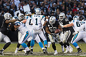 Oakland Raiders vs Carolina Panthers
