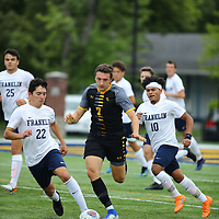 Men's Soccer: Franklin College Grizzlies vs. Adrian College Bulldogs