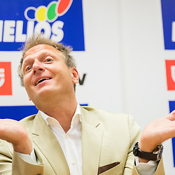 20140610: SLO, Basketball - Press conference of KK Helios Domzale