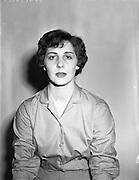 20/06/1958<br /> 06/20/1958<br /> 20 June 1958<br /> <br /> Passport Photo for Miss Rina Grennan?