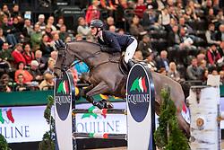 Tebbel Maurice, GER, Quinto 85<br /> Leipzig - Partner Pferd 2019<br /> © Hippo Foto - Stefan Lafrentz