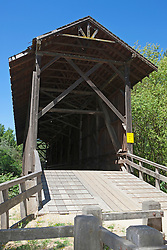Felton Covered Bridge, Felton, California, United States of America