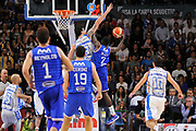 DESCRIZIONE : Beko Legabasket Serie A 2015- 2016 Dinamo Banco di Sardegna Sassari - Enel Brindisi<br /> GIOCATORE : Durand Scott<br /> CATEGORIA : Tiro Penetrazione Sottomano Controcampo<br /> SQUADRA : Enel Brindisi<br /> EVENTO : Beko Legabasket Serie A 2015-2016<br /> GARA : Dinamo Banco di Sardegna Sassari - Enel Brindisi<br /> DATA : 18/10/2015<br /> SPORT : Pallacanestro <br /> AUTORE : Agenzia Ciamillo-Castoria/C.Atzori