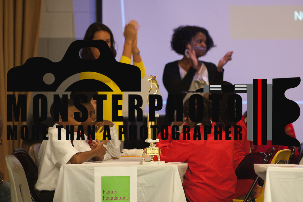 05/03/11 Newark DE: 050511-Edu.Math.Meet-SS. Family Foundation Academy takes home third place at Thursday's Math meet at EastSide Charter School in Wilmington Delaware.<br /> <br /> Special to The News Journal/SAQUAN STIMPSON