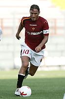 Perugia 25/8/2004 Perugia Roma 2-1 Francesco Totti (Roma)<br /> <br /> Foto Andrea Staccioli Graffiti