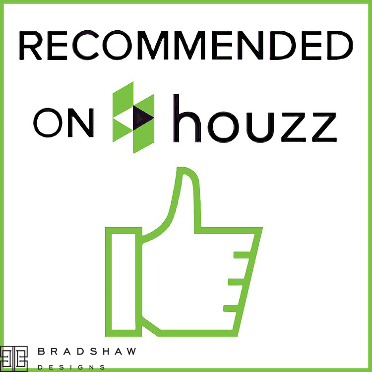The Houzz Community recommends Bradshaw Designs!<br />