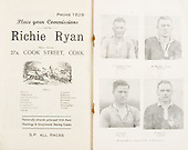 25.07.1937 Munster Senior Hurling Final, held at Croke Park, Dublin, Ireland.