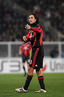 FOOTBALL - CHAMPIONS LEAGUE 2010/2011 - GROUP STAGE - GROUP G - AJ AUXERRE v MILAN AC - 23/11/2010 - PHOTO FRANCK FAUGERE / DPPI - ALESSANDRO NESTA (MIL)