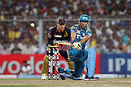 IPL 2012 Match 47 Kolkata Knight Riders v Pune Warriors India