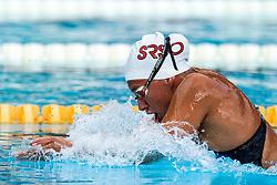 "Sibylle Graenicher of Switzerland during 43rd International Swimming meeting ""Telekom 2019"", on July 13, 2019 in Radovljica, Slovenia. Photo by Matic Klansek Velej / Sportida"