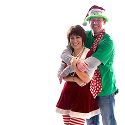 2009 Reno Santa Crawl Portraits (All)