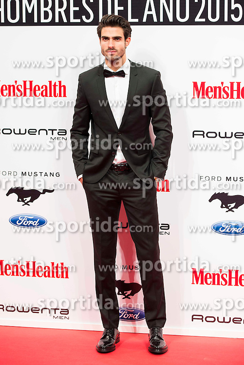 28.01.2016, Goya Theatre, Madrid, ESP, Men'sHealth Awards, im Bild Juan Betancourt attends // to the delivery of the Men'sHealth awards at Goya Theatre in Madrid, Spain on 2016/01/28. EXPA Pictures &copy; 2016, PhotoCredit: EXPA/ Alterphotos/ BorjaB.hojas<br /> <br /> *****ATTENTION - OUT of ESP, SUI*****
