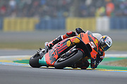 #5 Johann Zarco, French: Red Bull KTM Factory Racing during racing on the Bugatti Circuit at Le Mans, Le Mans, France on 19 May 2019.