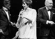 Frank Sinatra, Liza Minelli & Sammy Davis Jnr