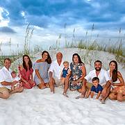 Wilson (LaDena) Family Beach Photos