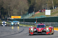 Ricardo Gonzalez (MEX) / Filipe Albuquerque (PRT) / Bruno Senna (BRA) #43 RGR Sport by Morand Ligier JS P2 Nissan, Free Practice 1  as part of the WEC 6 Hours of Spa-Francorchamps 2016 at Circuit Spa-Francorchamps, Stavelot, Spa-Francorchamps, Belgium . May 05 2016. World Copyright Peter Taylor/PSP. Copy of publication required for printed pictures.  Every used picture is fee-liable. http://archive.petertaylor-photographic.co.uk
