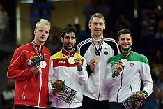 20150628 Baku 2015 European Games - Badminton finaler, single og mixed double
