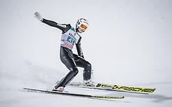 30.12.2018, Schattenbergschanze, Oberstdorf, GER, FIS Weltcup Skisprung, Vierschanzentournee, Oberstdorf, 2. Wertungsdurchgang, im Bild Killian Peier (SUI) // Killian Peier of Switzerland during his 2nd Competition Jump for the Four Hills Tournament of FIS Ski Jumping World Cup at the Schattenbergschanze in Oberstdorf, Germany on 2018/12/30. EXPA Pictures © 2018, PhotoCredit: EXPA/ JFK