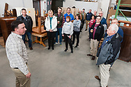 20180411, Wednesday, April 11, 2018, Dartmouth, MA, USA &ndash; My Brother's Keeper of Easton MA hosted their board of directors and members of their development board along with high school volunteers for a day of service at the still very new My Brother's Keeper Dartmouth facility on Wednesday morning April 11, 2018. The volunteers were all given an opportunity to &quot;live&quot; the mission by packing delivery trucks and then making the deliveries in various neigborhoods on Massachusetts' South Coast. <br /> <br /> ( 2018 &copy; lightchaser photography )
