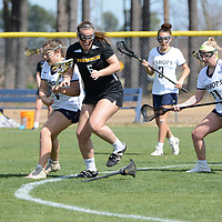 Women's Lacrosse: North Carolina Wesleyan College Bishops vs. Pfeiffer University Falcons