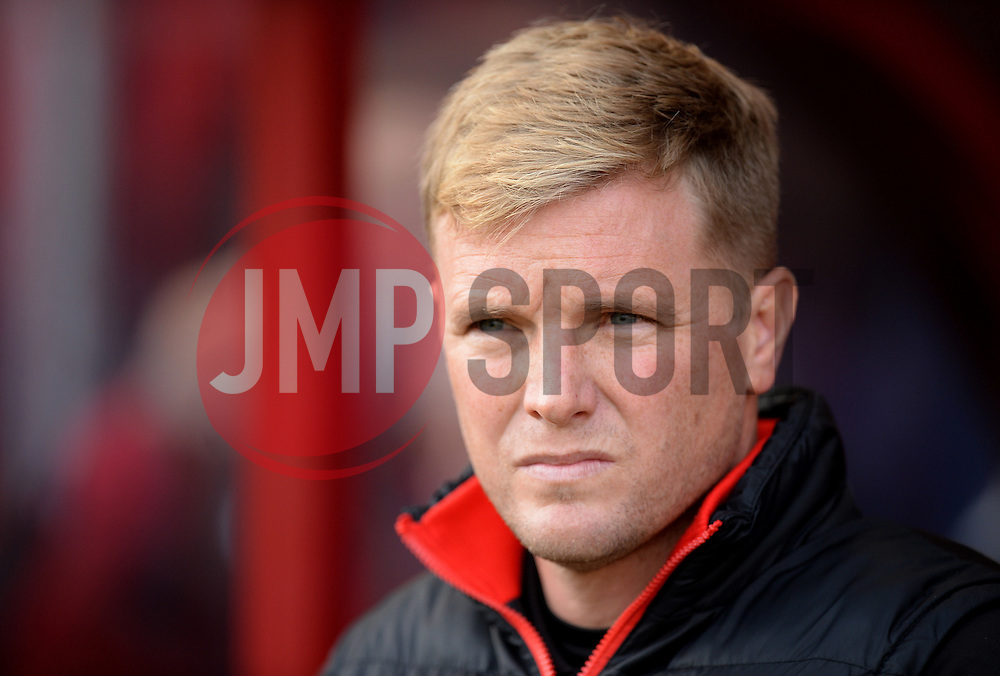 Bournemouth manager Eddie Howe - Mandatory by-line: Alex James/JMP - 22/10/2016 - FOOTBALL - Vitality Stadium - Bournemouth, England - AFC Bournemouth v Tottenham Hotspur - Premier League