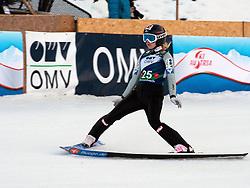 01.02.2014, Energie AG Skisprung Arena, Hinzenbach, AUT, FIS Ski Sprung, FIS Ski Jumping World Cup Ladies, Hinzenbach, Wettkampf im Bild #25 Chiara Hölzl (AUT) // during FIS Ski Jumping World Cup Ladies at the Energie AG Skisprung Arena, Hinzenbach, Austria on 2014/02/01. EXPA Pictures © 2014, PhotoCredit: EXPA/ Reinhard Eisenbauer