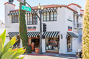 Daisy Lane Retail Shop on El Camino Real and Del Mar in San Clemente