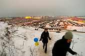 Moscow Ikea and Mega Mall